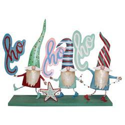 Ho Ho Ho Gnomes Tabletop Decor