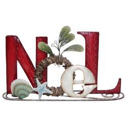 Coastal Noel Tabletop Decor
