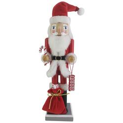 Santa Claus Nutcracker Figurine