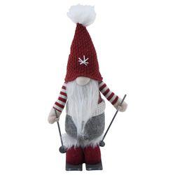 Brighten the Season Gnome Plush Tabletop Decor