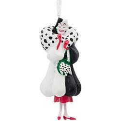 Hallmark Disney 101 Dalmatians Cruella De Vil Ornament
