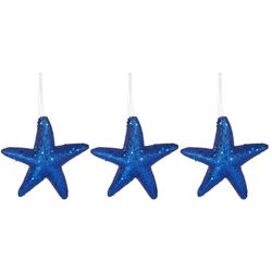 Brighten the Season 3-pc. Starfish Ornament Set