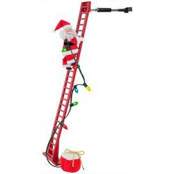 Mr. Christmas Animated Climbing Santa Decor