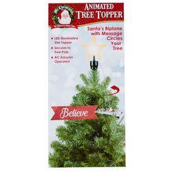 Mr. Christmas Animated Tree Topper Decor