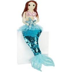 Brighten the Season Mermaid & Starfish Plush