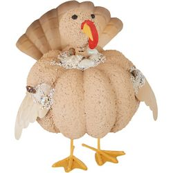 Sand Turkey Figurine