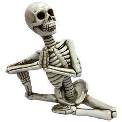 Yoga Skeleton Decor