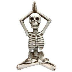 Yoga Pose Skeleton Decor