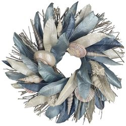 Blue Mango Wreath