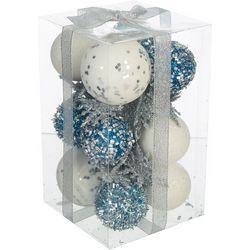 Glitter Ornament Box