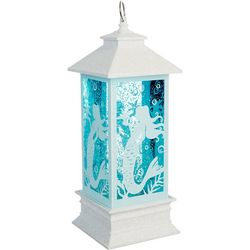 Brighten the Season Mermaid Water LED Lantern Decor