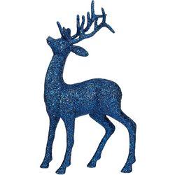 Reindeer Glitter Figurine