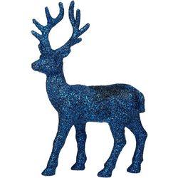 Glitter Reindeer Figurine