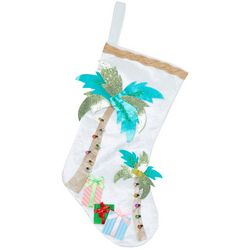 Palm Tree & Gifts Stocking