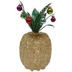 LED Pineapple & Ornament Figurine