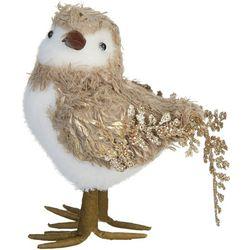Brighten the Season Sisal Bird Ornament