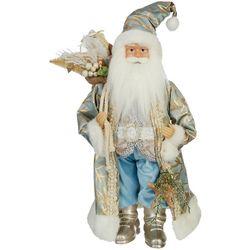 Santa Pearl & Shell Figurine