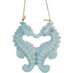 Brighten the Season Kissing Seahorses Ornament