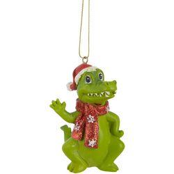 Gator Scarf & Hat Ornament