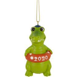 Brighten the Season 2020 Gator & Float Ornament