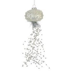 Brighten the Season Jellyfish & Beads Tentacles Ornament