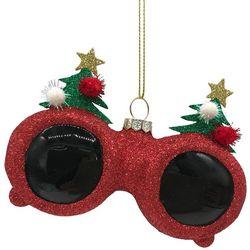 Brighten the Season Sunglasses Christmas Tree Ornament