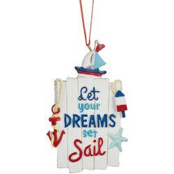 Brighten the Season Let Your Dreams Set Sail