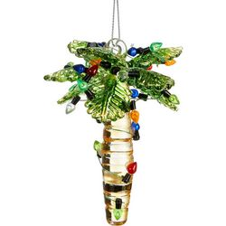 Brighten the Season Palm Tree String Lights Ornament