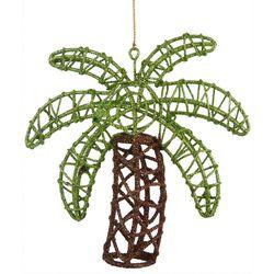 Brighten the Season Wired Palm Tree Ornament