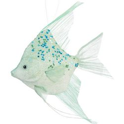 Brighten the Season Sequin Tropical Fish Ornament