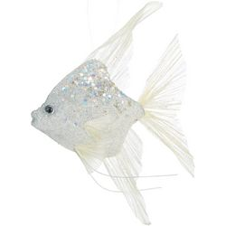Brighten the Season Fish Sequins Ornament