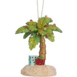 Palm Tree & Gifts Ornament
