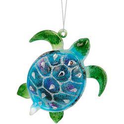 Brighten the Season Sea Turtle Glitter & Rhinestone