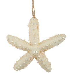 Brighten the Season Bead Starfish Ornament