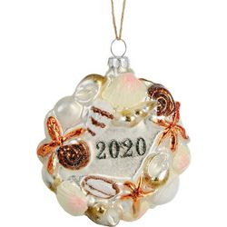 Brighten the Season 2020 Shell & Starfish Wreath