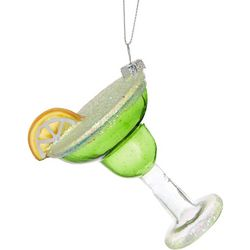 Brighten the Season Margarita Drink Ornament