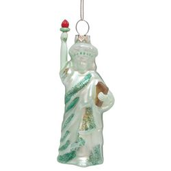Brighten the Season Statue of Liberty Ornament
