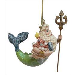 Brighten the Season Poseidon & Trident Ornament