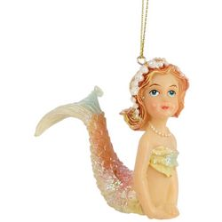 Brighten the Season Mermaid Tail Up Ornament