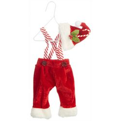 Santa Pants Ornament