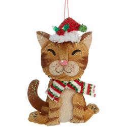 Smiling Cat Ornament