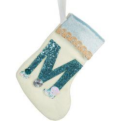 Glitter M Mini Stocking