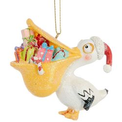 Pelican & Gifts Ornament