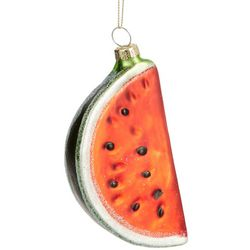 Brighten the Season Watermelon Slice Ornament