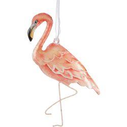 Flamingo Facing Left Ornament