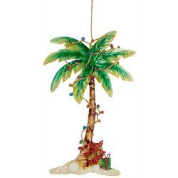 Brighten the Season Palm Tree & String Lights