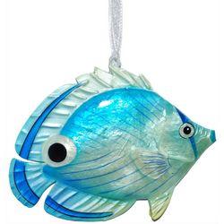 Fish Capiz Ornament