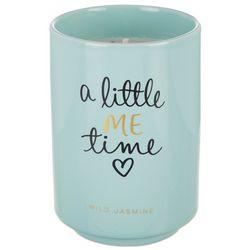 Eccolo 8 oz. Wild Jasmine Jar Candle