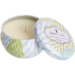 8 oz. Elderflower Verbena Tin Candle