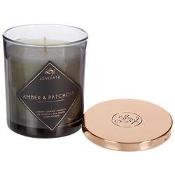 10 oz. Amber & Patchouli Jar Candle